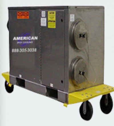 American Spot Cooling rent dehumidifiers in Houston, TX