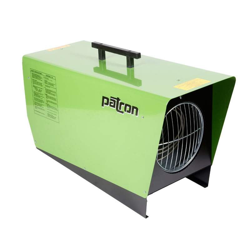 American Spot Cooling - 18KW Rental Electric Heater Patron 18E
