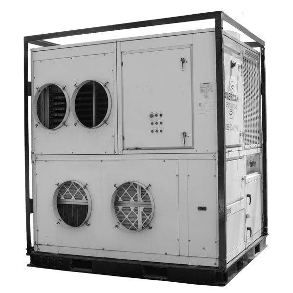 30 Ton Rental Air Conditioner | Dunham Bush 30T