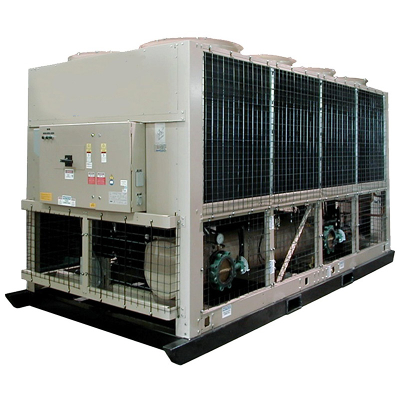 104 Ton Rental Air Cooled Chiller | York YCAL0104