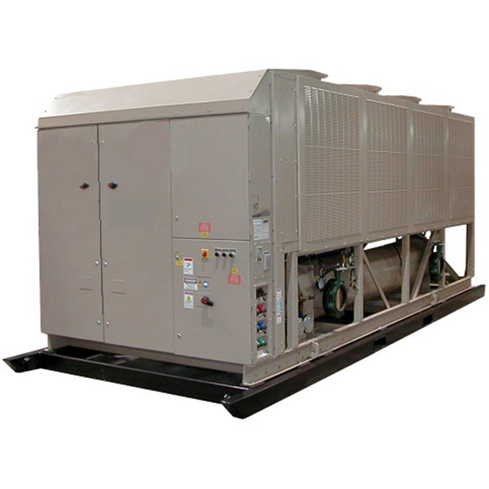 160 Ton Rental Air Cooled Chiller | York YCAS0160
