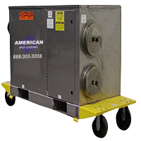 American Spot Cooling Portable Dehumidifiers for Providence Construction Sites