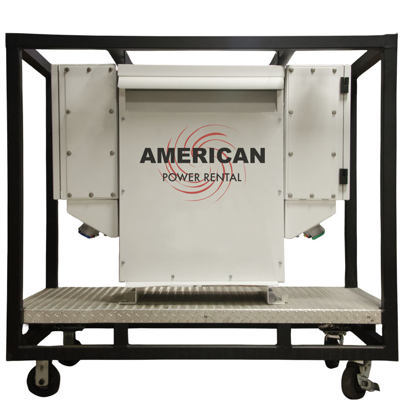 American Power Rental - Portable rental transformers in Hartford, CT